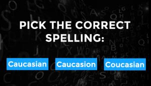 correct-spealling